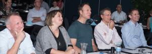 Judges - Dr Grant Cairncross SCU, Fiona Barden ETC, Alan Jones BlueChilli, Tony Rothacker Janison, Anthony Jephcott, Telstra Stores Coffs Harbour