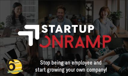 StartupOnramp_web header with title